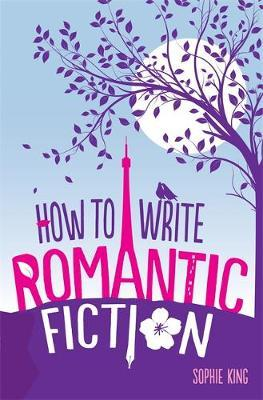 how to write a romance book
