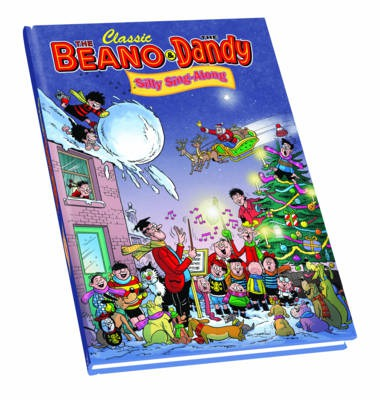 Beano and Dandy Giftbook 2014
