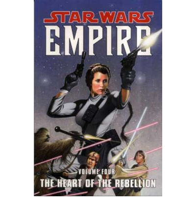 Star Wars - Empire: Heart of the Rebellion v. 4