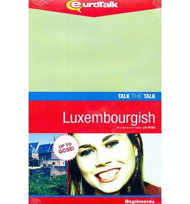 EuroTalk Interactive - Talk Now! Learn Luxembourgish ...