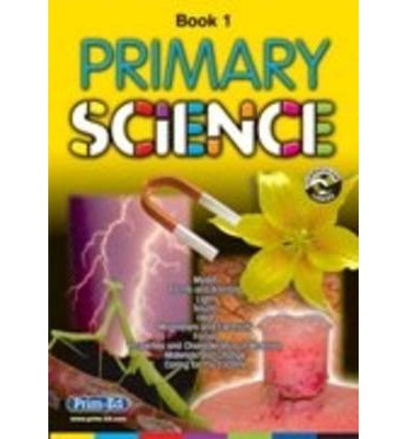 Free spanish textbook download Primary Science: Book 1 PDF PDB CHM by R.I.C.Publications