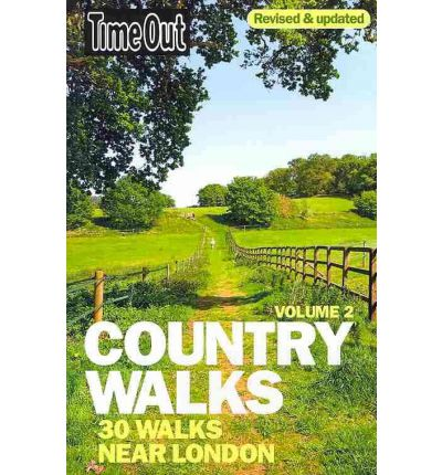 Time Out Country Walks Near London: v. 2