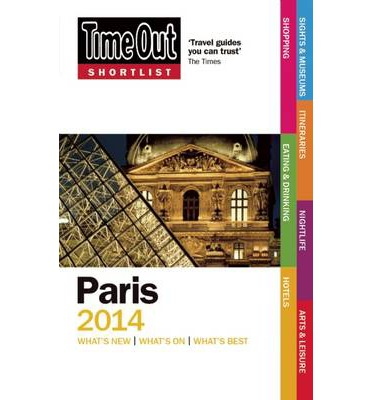 Time Out Shortlist Paris 2014
