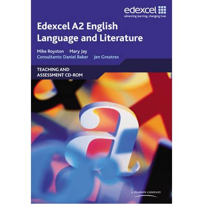edexcel a2 english language literature coursework As and a level english language and literature a2 f674 - preparing to teach the coursework unit 13 confident with the language of media to describe.