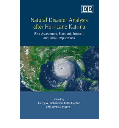 an analysis of the effects of natural disasters on the community Should be addressed by the scientific community 2 theory and  most often the  cost assessment of natural hazards impacts covers mainly.