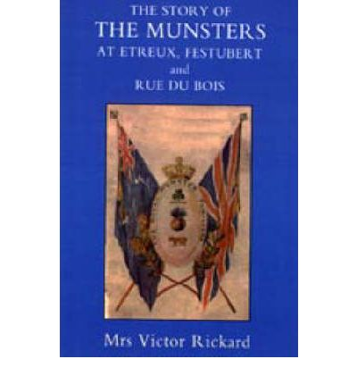 Story of the Munsters, at Etreux, Festubert and Rue Du Beis 2003