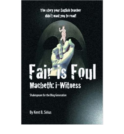 """""""fair is foul"""" Get an answer for 'in macbeth what does fair is foul, and foul is fair really mean' and find homework help for other macbeth questions at enotes."""