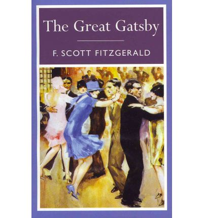 an analysis of the ending of the great gatsby a novel by f scott fitzgerald