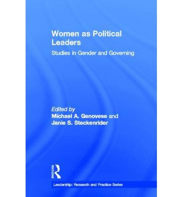 women in political leadership A half-century into the modern women's movement, why aren't more women in power leslie bennetts reports.