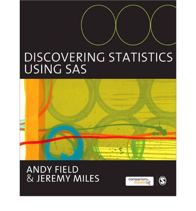 andy field discovering statistics Field, a p (2009) discovering statistics using spss london, england : sage  can you believe it a funny statistics book with tons of.