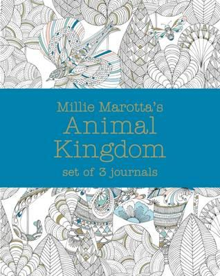 Millie Marotta's Animal Kingdom Journal Set