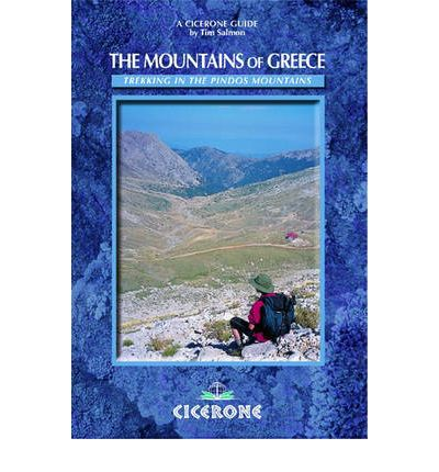 The Mountains of Greece : Trekking in the Pindhos Mountains