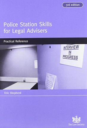 Police Station Skills Kit: Accreditation Manual