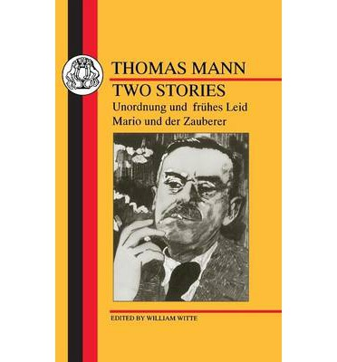 symbolism in thomas manns story Published in 1928, thomas mann's tale of life in a swiss sanatorium sees its protagonist being pulled in two opposing directions as he struggles to discern the essence of the human condition michael kirwan sj recommends this story of a quest for authentic wisdom, a crucial part of which is an.
