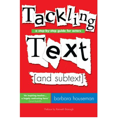 Tackling Text (and Subtext)