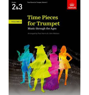 Kindle ebook scaricare kostenlos Time Pieces for Trumpet: v. 2 : Music Through the Ages in 3 Volumes ePub by - 9781854728647
