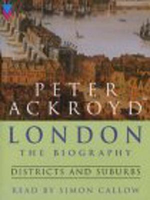 London - Districts and Suburbs