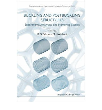 """Descargar libros google Buckling and Postbuckling Structures : Experimental, Analytical and Numerical Studies in Spanish PDF DJVU 9781860947940 by B.G. Falzon, M. H. Aliabadi"""""""