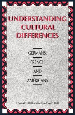 Understanding Cultural Differences : Edward T. Hall : 9781877864070