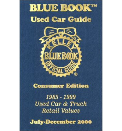 kelley blue book used car guide kelley blue book 9781883392284. Black Bedroom Furniture Sets. Home Design Ideas