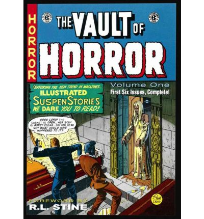 The EC Archives: Vault of Horror v. 1