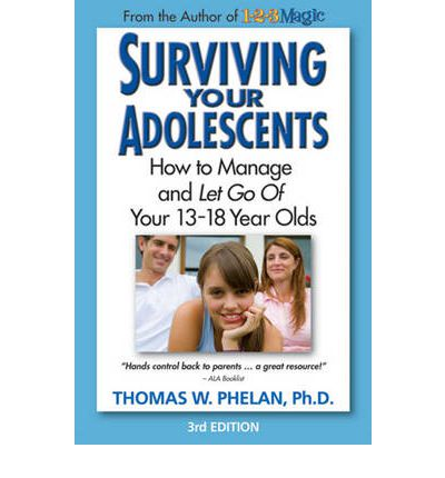 Surviving Your Adolescents