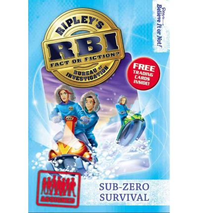 Ripley's Bureau of Investigation 6: Sub-Zero Survival