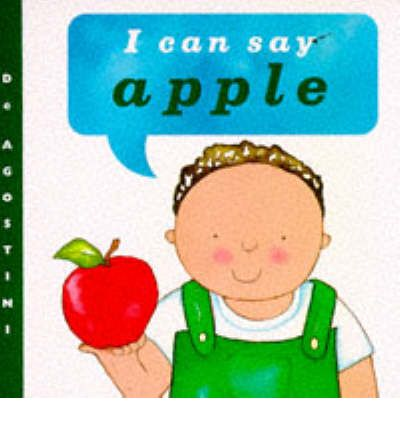 Ebook per il download da accendere I Can Say Apple! (Letteratura italiana) PDF 9781899883172