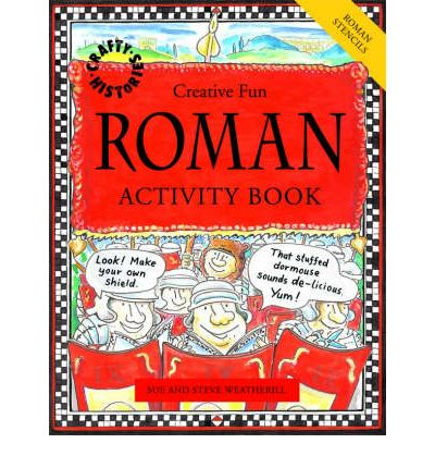 Descarga gratuita de Ebook italiano Roman Activity Book (Literatura española) PDF by Sue Weatherill, Steve Weatherill 1902915348