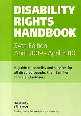 Disability Rights Handbook 2009-2010