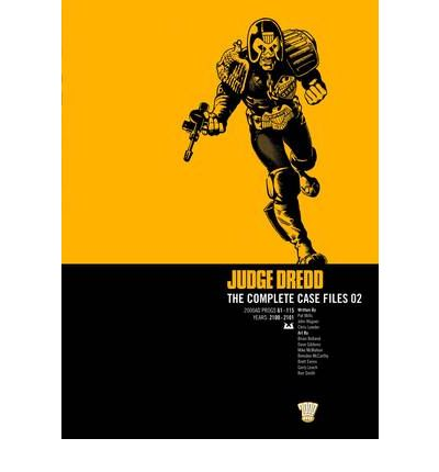 Judge Dredd: Complete Case Files v. 2