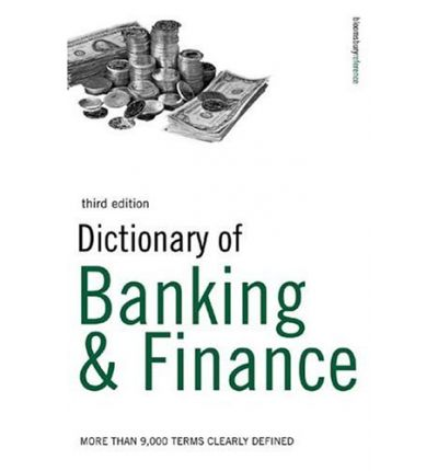 Dict Banking and Finance Ipg Edition