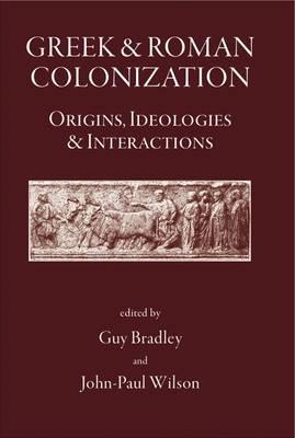 Greek and Roman Colonisation