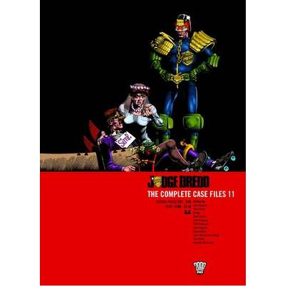 Judge Dredd: Complete Case Files Volume 11