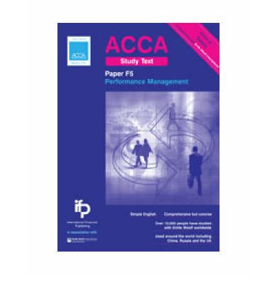 Preparatory Course for Association of Chartered Certified Accountants (ACCA) Examination