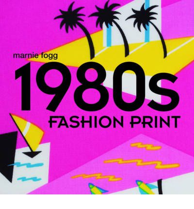S Fashion Print Book Marnie Fogg