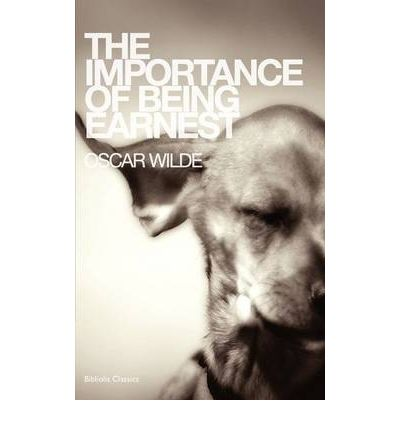an analysis of social satire in the importance of being earnest by oscar wilde The importance of being earnest, by oscar wilde the importance of being earnest, by oscar wilde this ebook is for the use of anyone anywhere at no cost and with almost no restrictions a cloak-room at a railway station might serve to conceal a social indiscretion has probably.