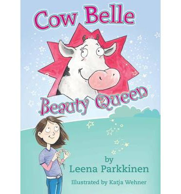 Cow Belle Beauty Queen