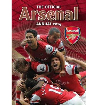 Official Arsenal FC Annual 2014