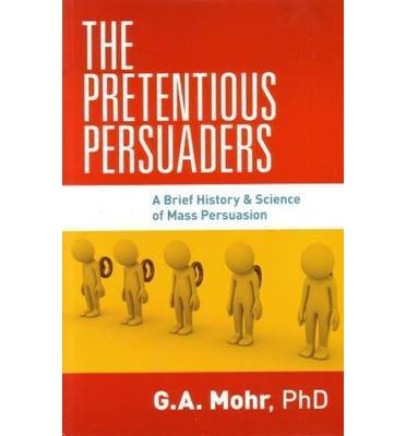 the persuaders the science of selling The persuaders: -the science of selling how are the research techniques of dr clotaire rapaille different and/or the same as what we are learning about in our textbook.