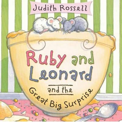Ruby and Leonard and the Great Big Surprise