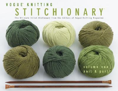 eBook free prime Vogue Knitting Stitchionary: Knit and Purl v. 1 : The Ultima...