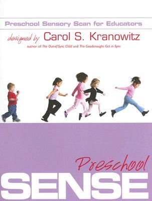 Preschool Sensory Scan for Educators (Preschool Sense)