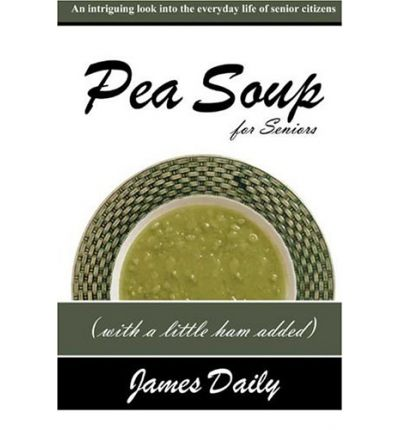 Pea Soup for Seniors with a Little Ham Added