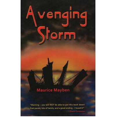 Avenging Storm  Paperback  by Mayben, Maurice