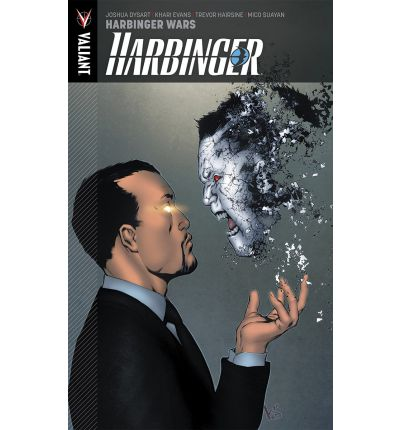 HARBINGER VOL. 3: HARBINGER WARS TPB