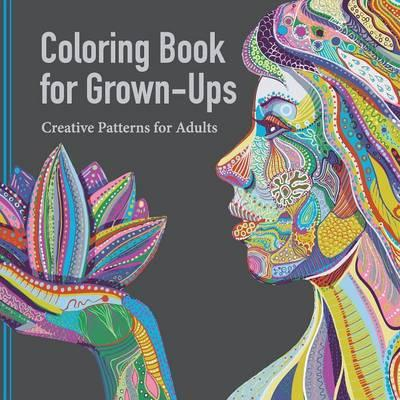 Coloring Book For Grown Ups Adult Coloring Book Artists