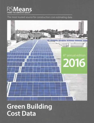 RSMeans Green Building Cost Data
