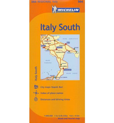 Michelin Italy South