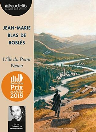 L'Ile Du Point Nemo : Livre Audio 2 CD MP3 - 631 Mo   585 Mo